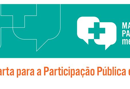 Lei 108/2019 - Carta para a Participação Pública em Saúde