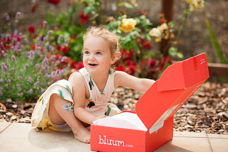 bluum Monthly Box of Goodies