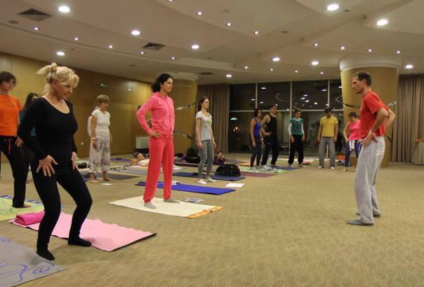 Rtanjska škola na joga festivalu
