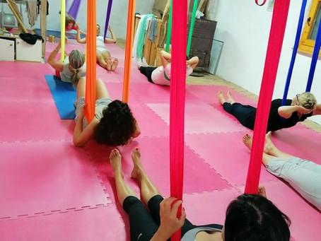 Ako je Aerial joga trend onda...