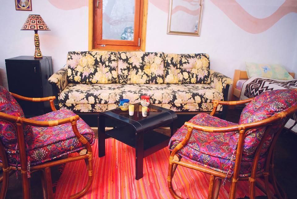 Soba u kući čakmari