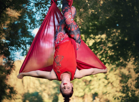 Boja Aerial hammock-a govori o nama