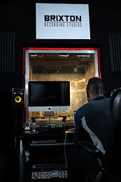 Mixing session