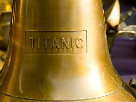 """Was """"Nearer, My God, To Thee"""" the Titanic's Swansong?"""