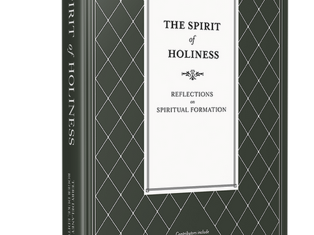 "Shameless Self Promotion! My Latest Book Release: ""The Spirit of Holiness"""
