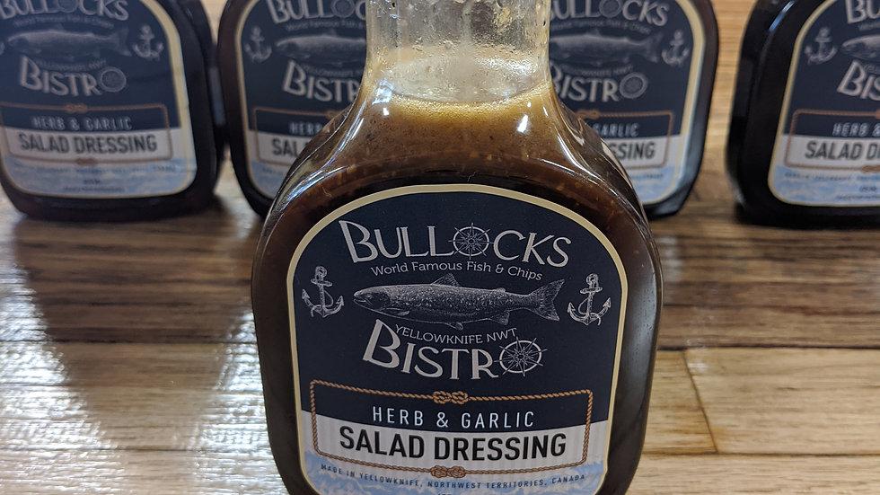 Bullocks Bistro Herb & Garlic Salad Dressing