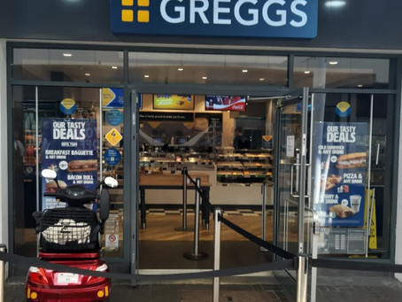 Greggs - Who's more hungry.. Management or Customers?