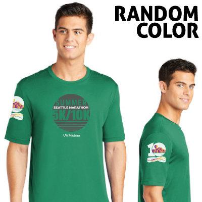 10th Anniversary Summer Participant Shirt (random color)
