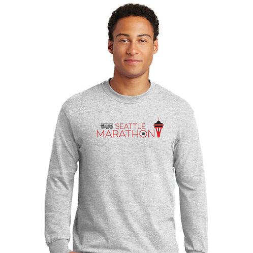 2018 Amica Insurance Seattle Marathon Participant Shirt