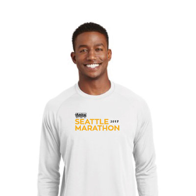 2017 Amica Insurance Seattle Marathon Participant Shirt