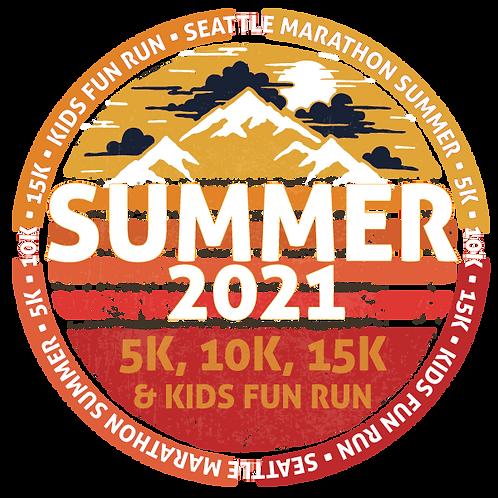 Seattle Marathon Summer 5k/10k & Kids Fun Run