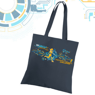 Moving Forward Challenge 2020 Tote