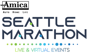 Amica Seattle Marathon Goody Bag