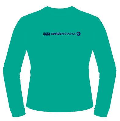 2009 Amica Insurance Seattle Marathon Participant Shirt
