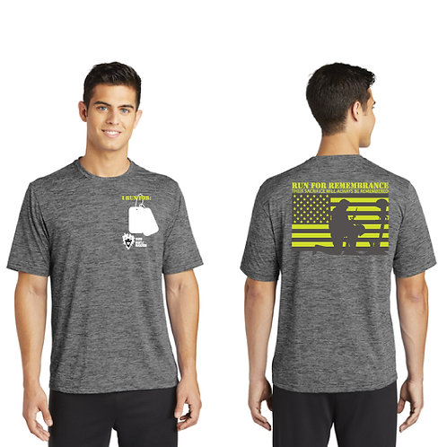 2021 Remembrance Run Short Sleeve Tee