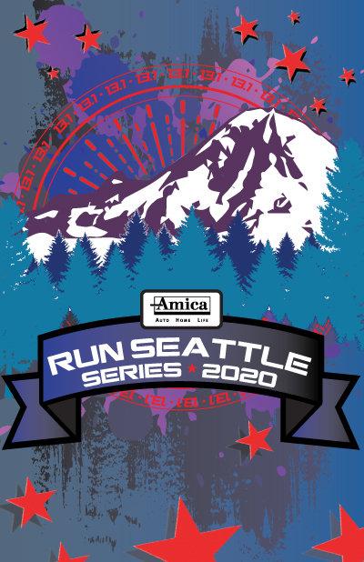 2020 Virtual Run Series Posters