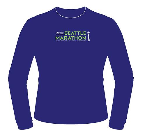 2014 Amica Insurance Seattle Marathon Participant Shirt