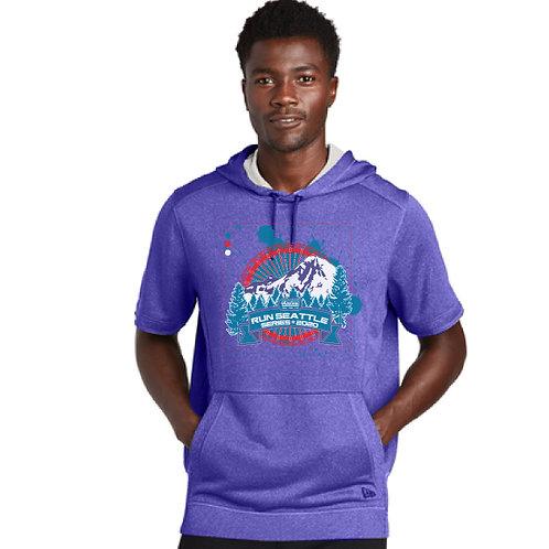 2020 Virtual Run Series Half Marathon Short Sleeve Hoodie