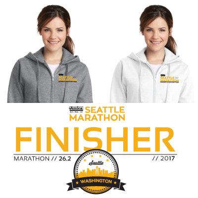 2017 Women's Finisher Hoodie