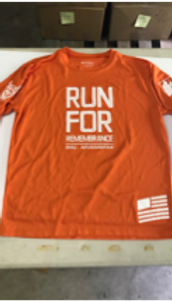 PAST Remembrance Run Long Sleeve Tee