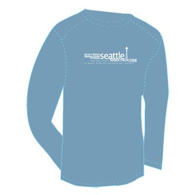 2006 UW Medicine Seattle Marathon Participant Shirt