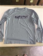 Run Fast Technical Long Sleeve Shirt
