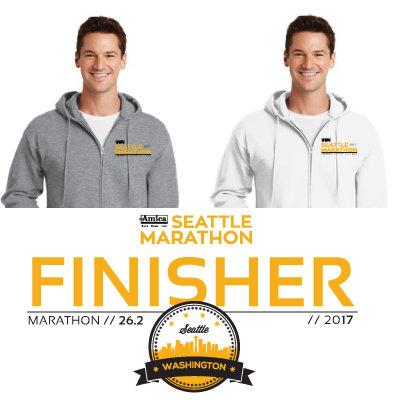 2017 Men's Finisher Hoodie