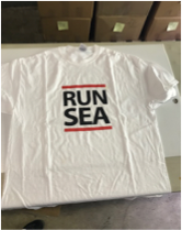 Men's RUN SEA Cotton Shirt