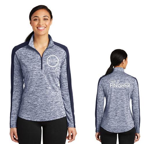 2018 Women's Finisher Half-Zip