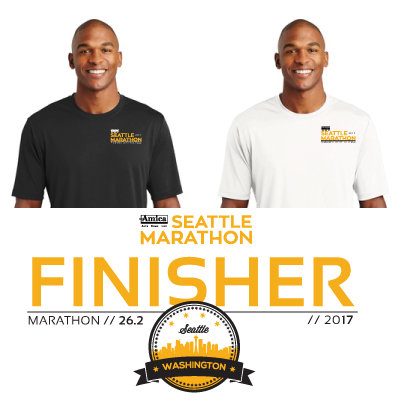 2017 Men's Finisher Tee