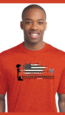 2018 Remembrance Run Tee