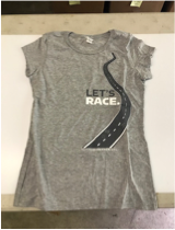 Women's Let's Race Shirt