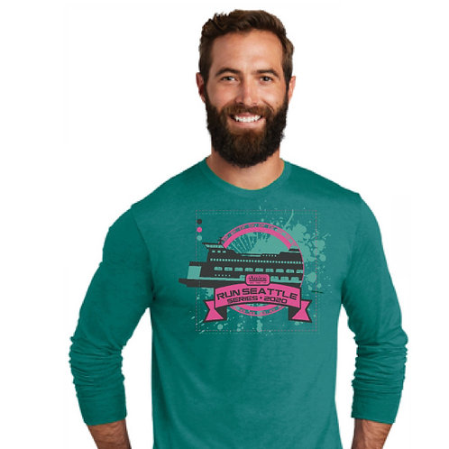 2020 Virtual Run Series 10K Long Sleeve Tee