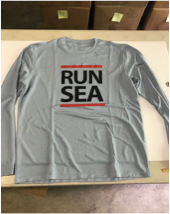 Long Sleeve Technical RUN SEA Tee