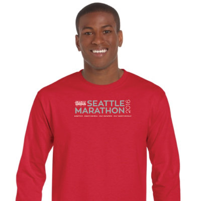 2016 Amica Insurance Seattle Marathon Participant Shirt