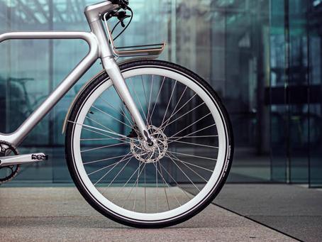 Un Angell Bike pour la bonne cause