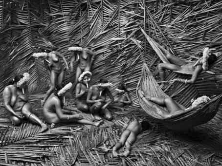 Une photographie iconique de Salgado aux enchères