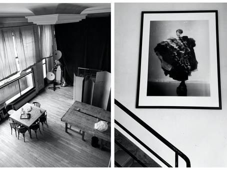On vous emmène visiter le mythique studio de Paolo Roversi