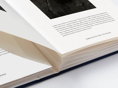 Découvrez les premières images du livre de la fondation...