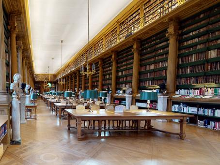 A Coeurs Ouverts à la Bibliothèque Mazarine