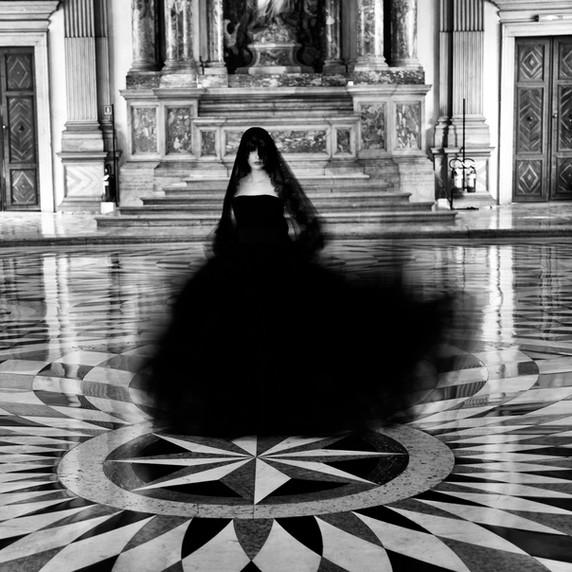 La veuve - OG15 par Olivier Goy