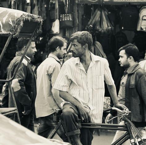 Delhi - OG11 par Olivier Goy