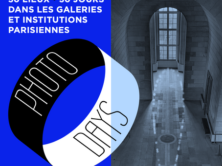 Lancement de Photo Days !