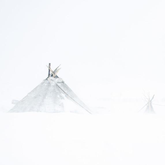 Sibérie - CV04 par Corinne Vachon