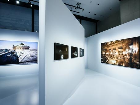 L'exposition de Pierre-Elie de Pibrac à Tokyo depuis votre salon !