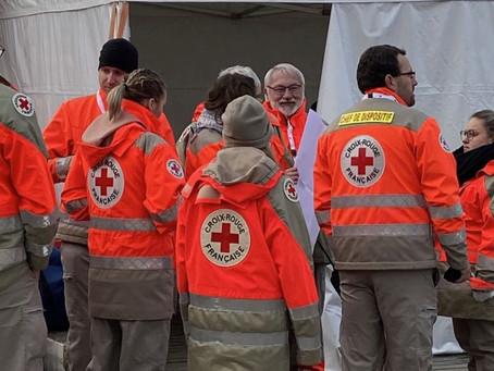 Planches Contact : Soutenir La Croix Rouge...