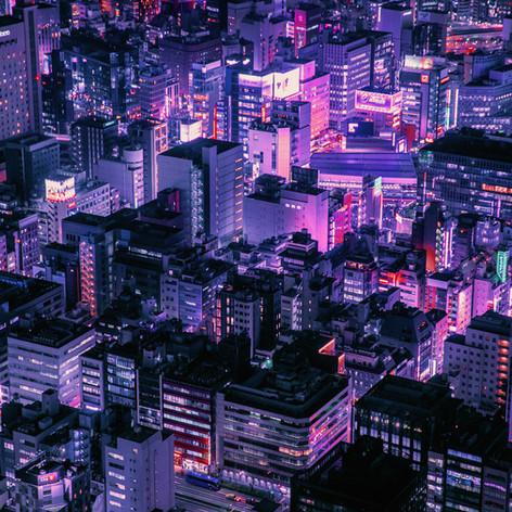 Neo Tokyo - KM12 par Kevin Millet