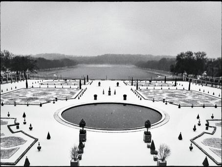 Expo // Françoise Lemarchand, Songe d'hiver à Versailles