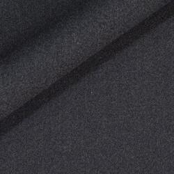 Tissu en coton double effet denim