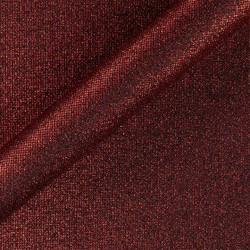 Tissu jacquard avec lamé